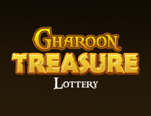 Gharoon Treasure Lottery, simple to play and WIN!